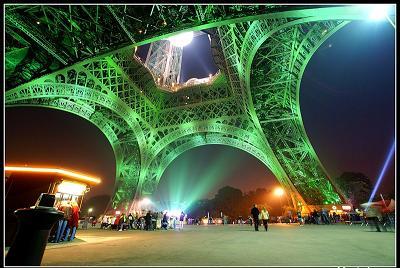 Фотографии эйфелевой башни