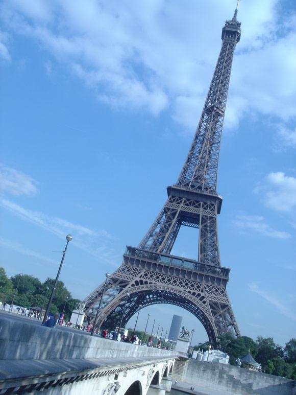 Эйфелева башня, история и фото